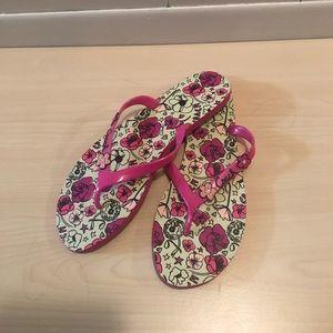 🆕Coach Poppy Flip-Flop Size 9 NWOT